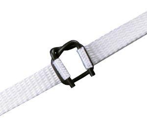 A white colour Lashing Belt