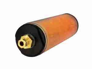 A In-Line Desiccator Housing Orange Silica Gel Desiccant