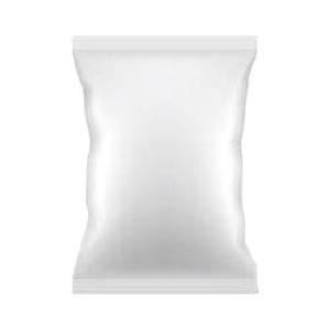 Leak-Proof White Colour Center Seal Pouch