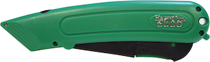 A Green Easy-Cut 6000 Safety Cutter