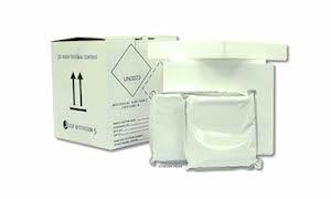 BioTherm 5, white colour Insulated Box