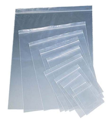 Different Sizes Of Anti-Leak Food Bag With A Patented Sealing System And Waterproof Adhesive Closing