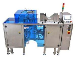 Linear Compact Premade Pouch Packaging Machine