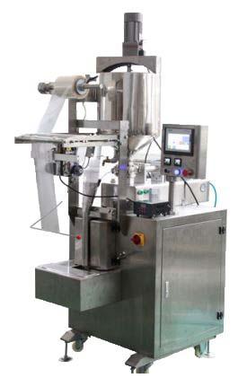 Liquid & Paste Packaging Machine