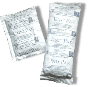 Unit Paks Desiccant Pouches Can Be Filled With Clay, Silica Gel, Molecular Sieve And Activated Carbon