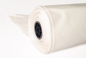 Roll of white colour VCI Shrink Film