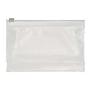 A Transparent Zip Lock Bag
